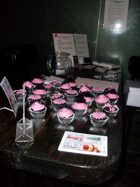 Womens Herstory cupcakes1 Brooklyn Cake sponsors Brooklyn Art Event