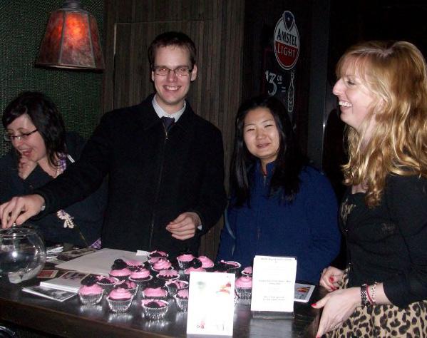 Womens Herstory cupcakes21 Brooklyn Cake sponsors Brooklyn Art Event