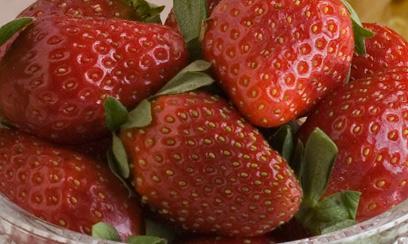 strawberries 3 Flavor of the week: Strawberries!