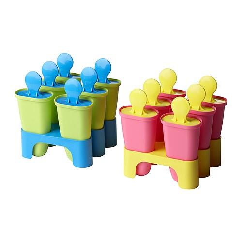 molnfri ice pop maker assorted colors  0114917 PE267904 S4 Strawberry Rose Paletas