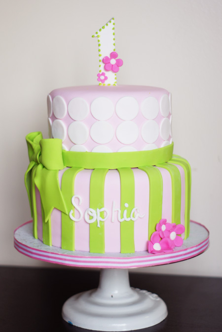 Pics Of Birthday Cakes For Baby Girl : Cakes Ideas, Blog Archives, Archives Baby, Brooklyn Cakes ...