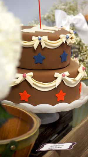Western 4 Western/Cowboy Dessert Table
