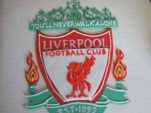 soccer 2 300x226 Liverpool Soccer Ball Grooms cake