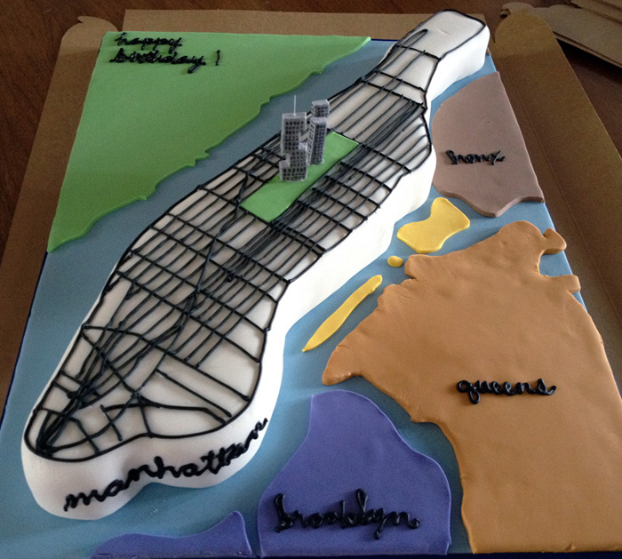 Manhattan Island Cake1 NYC rules!